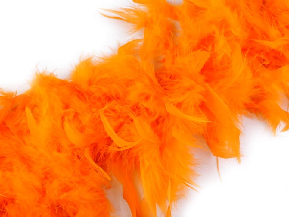 Boa oranžové - krůtí 60g