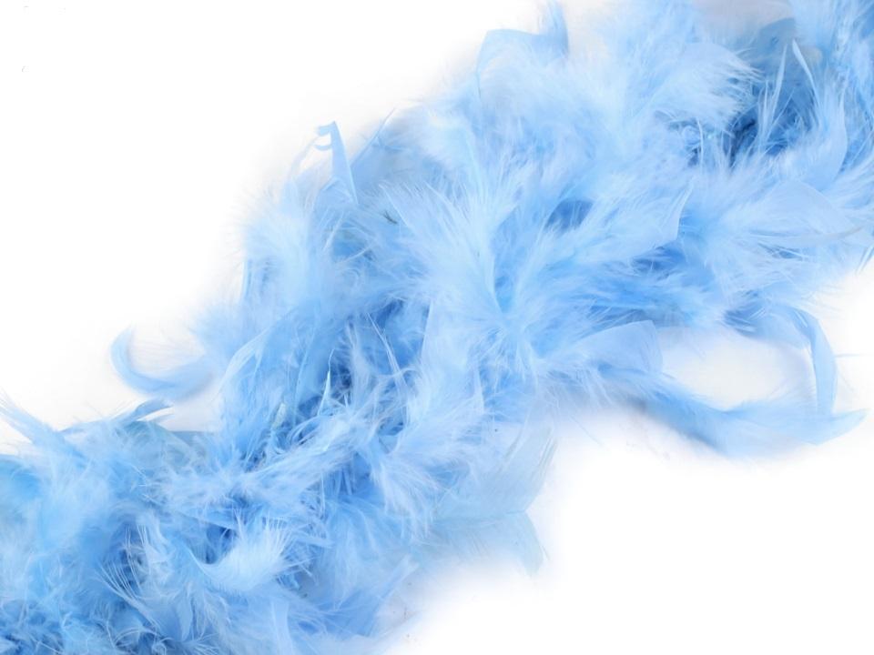 Boa světle modré - krůtí 60g