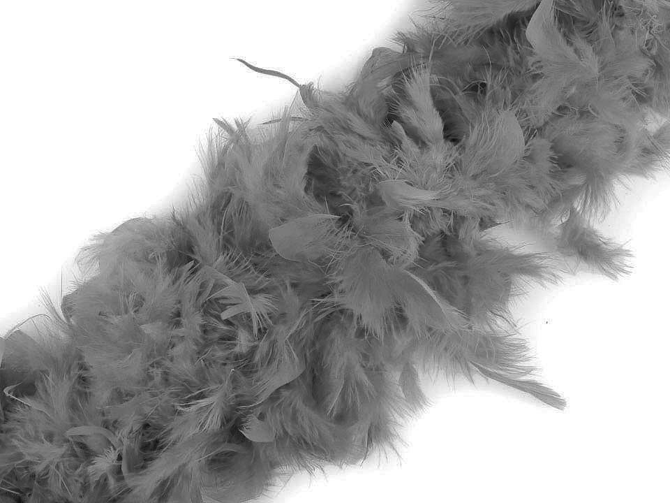 Boa krůtí tmavě šedé - krůtí 60g